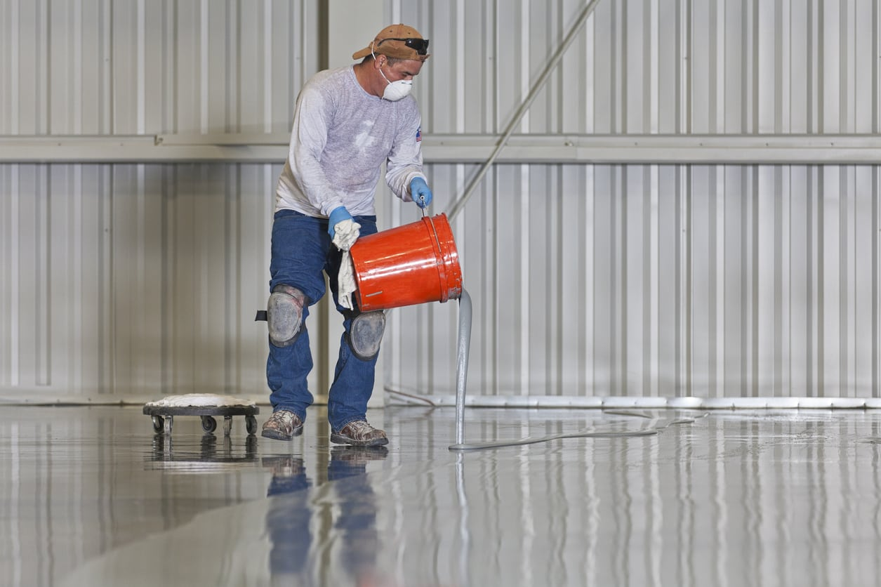 epoxy concrete floor tampa