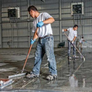 epoxy warehouse floor tampa