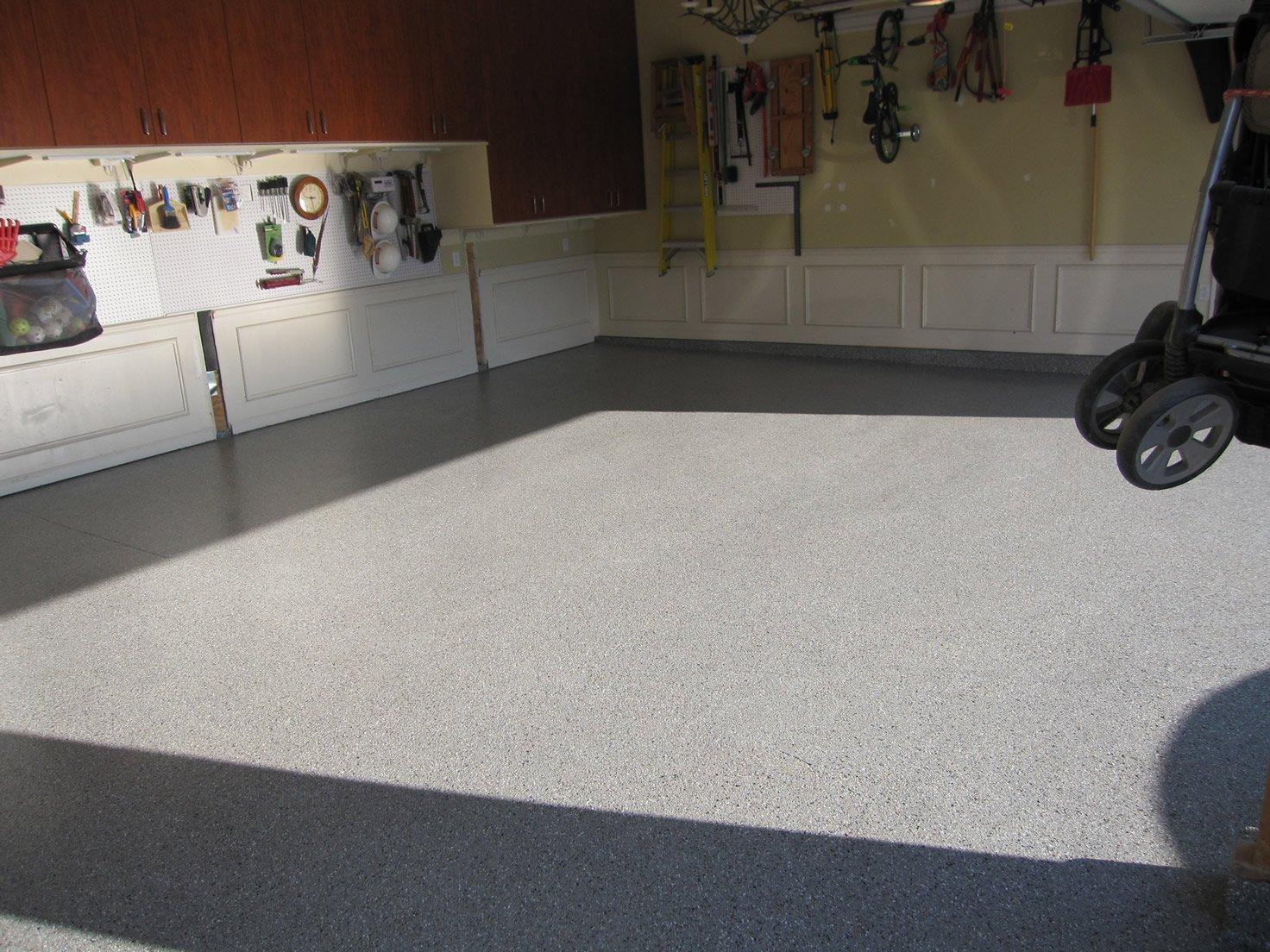 epoxy garage floor tampa