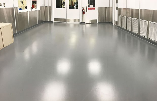 epoxy slurry floors